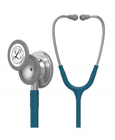 گوشي طبي ليتمن كلاسيك 3 آبی کاربنی