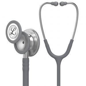 گوشی طبی لیتمن کلاسیک 3 خاکستری