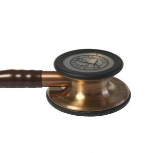 گوشی طبی لیتمن کلاسیک 3 شکلاتی مسی